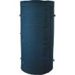 Бак аккумулирующий для всех типов твёрдотопливных котлов объемом 1000 л с теплообменником и изоляцией Корди АЕ-10-ti