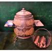 """Тандыр утепленный большой двойной """"Тугарин New"""" объем 170 литров вес 250 кг"""