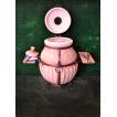 Печь тандыр Classic с решеткой столиком и шампурами и 5 шт. в комплекте