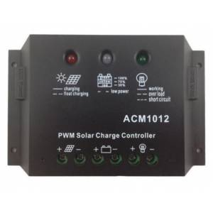 Контроллер заряда аккумуляторов Altek ACM1012 для солнечных систем
