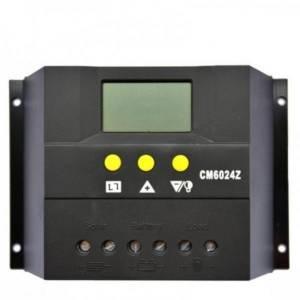 Контроллер заряда аккумуляторов Altek ACM6024 для солнечных систем