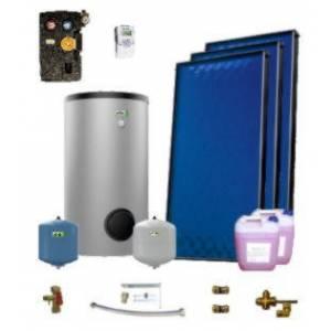 Комплекcный пакет оборудования Ensol для приготовления горячей воды для 3 - 5 человек