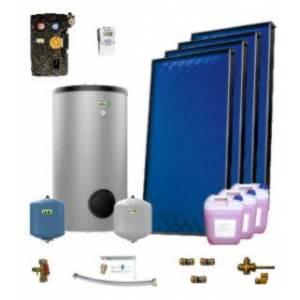 Комплекcный пакет оборудования Ensol для приготовления горячей воды для 4 - 6 человек