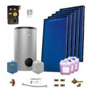 Комплекcный пакет оборудования Ensol для приготовления горячей воды для 6 - 8 человек
