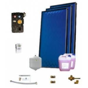 Комплекcный пакет оборудования Ensol для приготовления горячей воды для 3 - 5 человек без бака