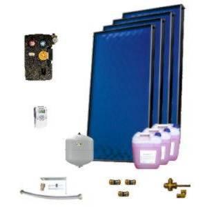 Комплекcный пакет оборудования Ensol для приготовления горячей воды для 4 - 6 человек без бака