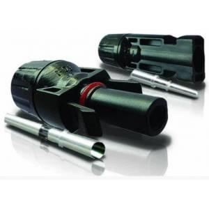 Кабельный соединитель MC4 пара 4 мм