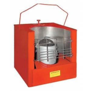 Аппарат отопительный АОЖ-1,8 (буржуйка на жидком топливе - солярка)