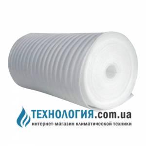 Подложка для водяного тёплого пола 10 мм 50 м в рулоне