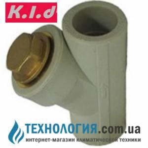 Фильтр 20 мм K.l.d грубой очистки