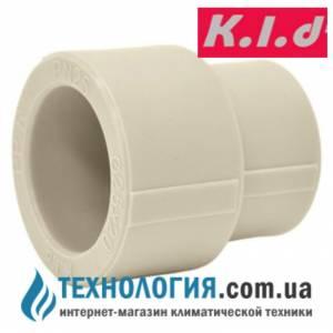 Муфта K.l.d соединительная с переходными диаметрами д. 40-25 мм