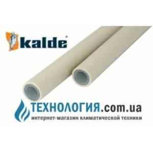 Полипропиленовая труба Kalde PN 20 Super oxi Pipe д. 20 мм(усиленная с алюминиевым слоем для отопления)