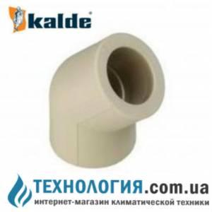 Уголок (колено) Kalde 45 гр. диаметром 20 мм