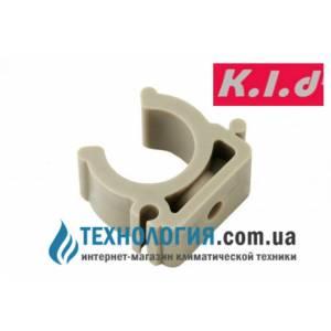 Крепление для труб K.l.d одинарное *U* - типа диаметр 20 мм