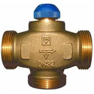 """Трехходовой термостатический клапан HERZ CALIS-TS-RD 1 1/4"""" (DN32-1 1/2""""РН)"""