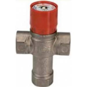 Термостатический смесительный клапан GIACOMINI для горячего водоснабжения 1 38-60 °С