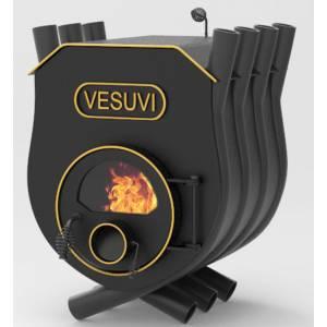 Дровяная печь VESUVI c варочной поверхностью 11 кВт со стеклом