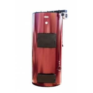 Котёл длительного горения Plusterm Стандарт 12 кВт верхнее горение, дрова, брикеты