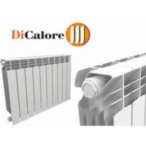 Радиатор алюминиевый DICALORE  500/80