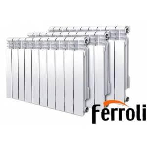 Радиатор алюминиевый FERROLI POL 500 16 атм.