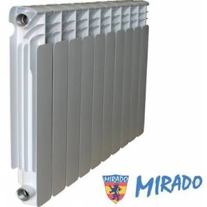 Алюминиевый радиатор Mirado 50/96