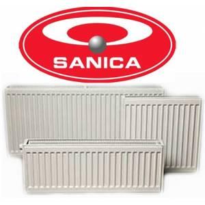 Радиатор SANICA т.11 500х1100 с боковым подключением