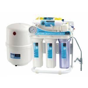Система очистки воды Насосы+Оборудование CAC-ZO-6G/М (без насоса, с манометром и минерализатором)