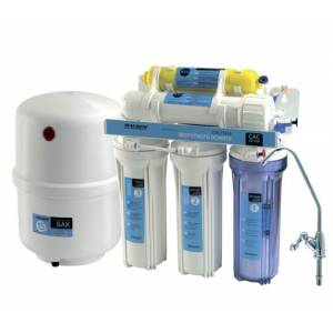 Система очистки воды Насосы+Оборудование CAC-ZO-6/M (без насоса, с минерализатором)
