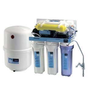Система очистки воды Насосы+Оборудование CAC-ZO-6P/M (с насосом и минерализатором)