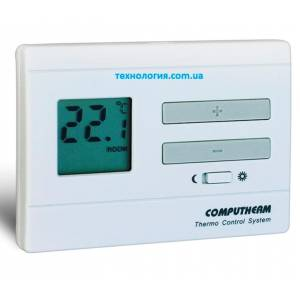 Беспроводной цифровой термостат Computherm Q3rf