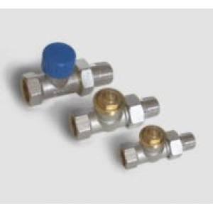 Термостатический радиаторный клапан/зонный клапан Computherm dn15-a