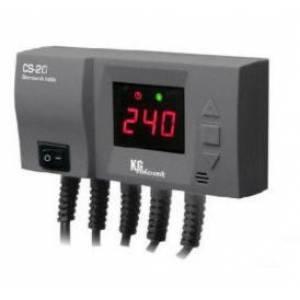 Терморегулятор электронный KG Elektronik CS-20