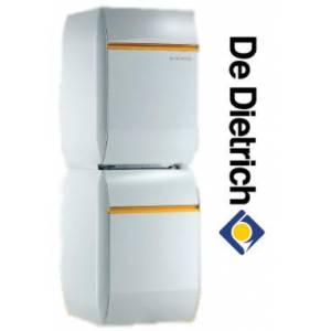 Газовый напольный атмосферный котел De Dietrich ELITEC DTG 1305 Eco.NOx B / H 150, с водонагревателем, 24 кВт
