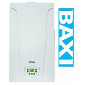 Газовый котел BAXI MAIN 5 14 Fi турбо 14 квт (турбированный + труба, 14 кВт)