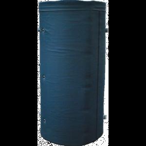 Аккумулирующия емкость для большинства твёрдотопливных котлов с изоляцией и двумя теплообменниками объем 700 л Корди АЕ-7i-2t