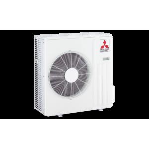Тепловой насос Mitsubishi Electric ZUBADAN MSZ-FH25VEHZ система воздух-вода