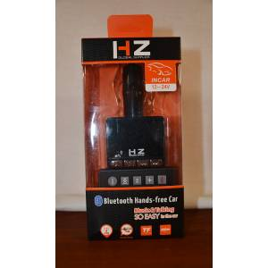 FM Модулятор HZ FM H-19BT/H-18BT c BLUETOOTH