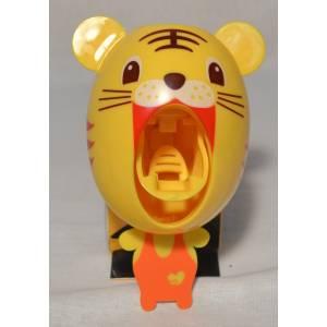 Дозатор для зубной пасты Тигр