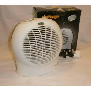 Бытовой тепловентилятор Challenge 3 кВт 220 В