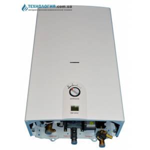 Газовая колонка NOBEL FOSS 1 розжиг гидрогенератор-турбинка-автомат 10 л