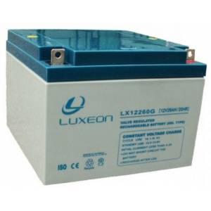 Аккумуляторная батарея Luxeon LX 12-260 MG