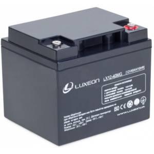 Аккумуляторная батарея Luxeon LX 12-40 MG