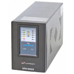 Источник бесперебойного питания  LUXEON UPS-500ZX (синусоида)