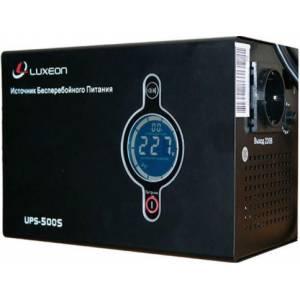 Источник бесперебойного питания Luxeon UPS-800S (синусоида)