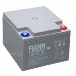 Аккумуляторная батарея ТМ FIAMM 12FGL27N