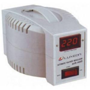 Стабилизатор напряжения Luxeon AVR-500D белый