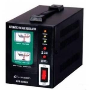Стабилизатор напряжения Luxeon AVR-500 черный
