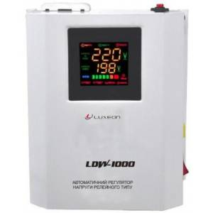 Стабилизатор напряжения Luxeon LDW-1000 white