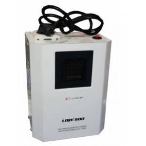 Стабилизатор напряжения Luxeon LDW-500 черный и белый
