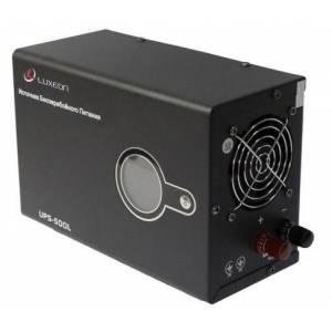Источник бесперебойного питания Luxeon UPS-500L (синусоида)